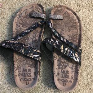Muk Luk Sandals